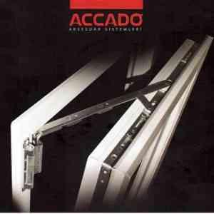 Accado Çift Açılım Takım 400 - 650 / 1200 -1700 Arka Kitleme Dahil